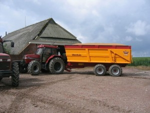 16 ton graan